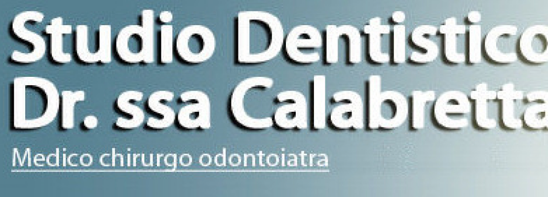 Studio Dentistico Dr.ssa Concetta Calabretta