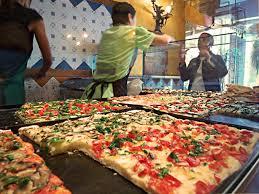 pizzeria a taglio tiburtina
