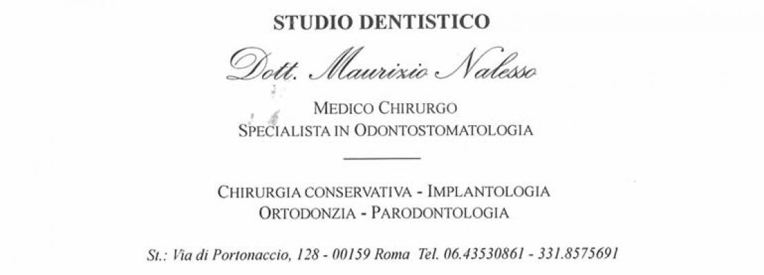Dott. Maurizio Nalesso