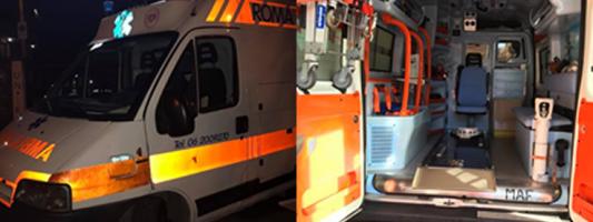Ambulanze Private Tiburtina