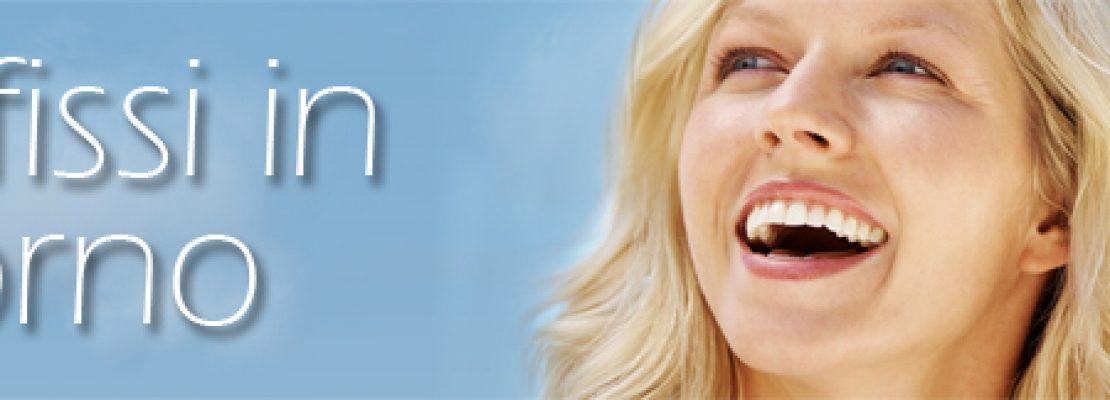 Denti Fissi In Un Giorno Tiburtina